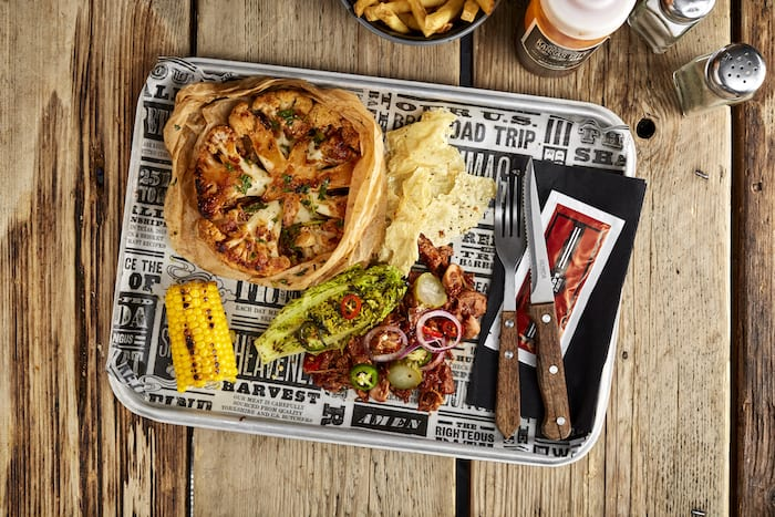 Red's True BBQ has launched a new menu that will please vegans as much as meat lovers I Love Manchester