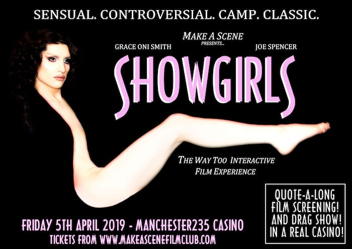 Showgirls event