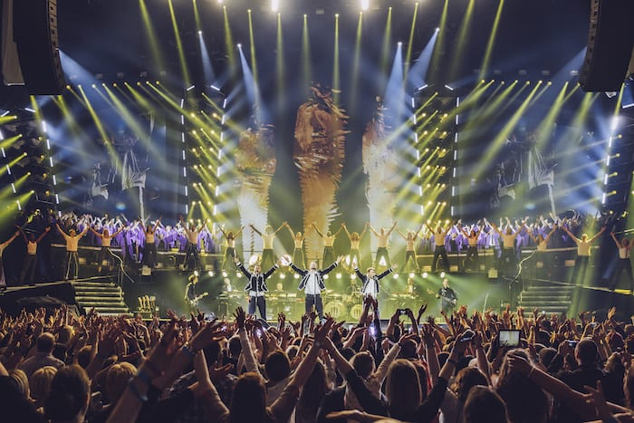 Take That make big announcement about upcoming tour's 30th anniversary celebrations I Love Manchester