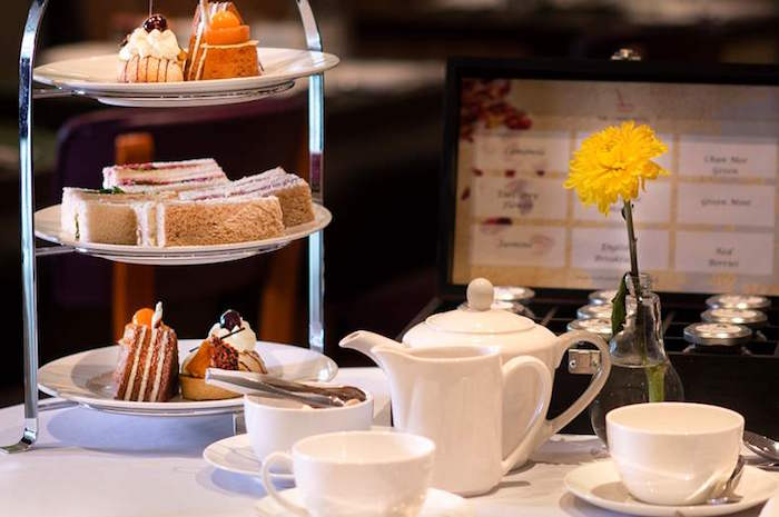 The Lowry Hotel launches afternoon tea with a magical twist for Mother's Day I Love Manchester