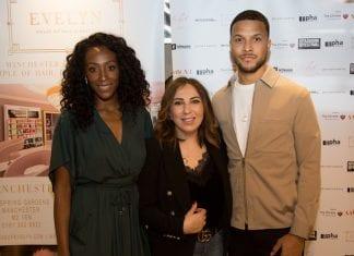 Victoria Ekanoye, Zeynep Kartal and Joe Thompson