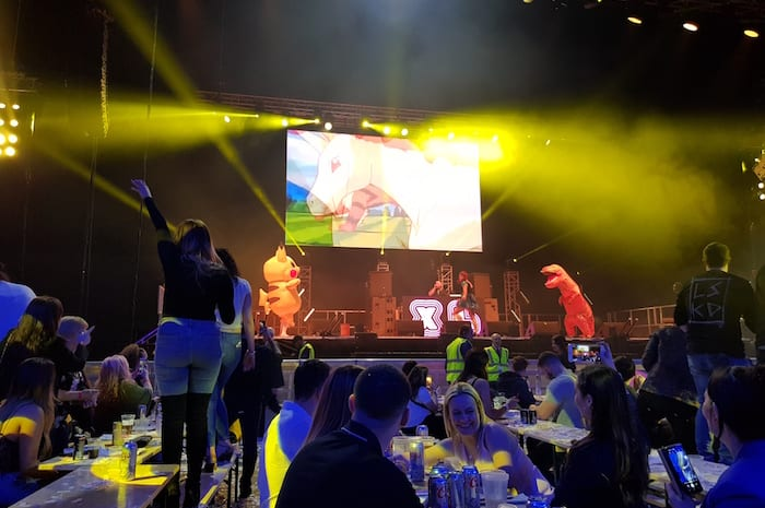 Bongo's Bingo goes XL in Manchester - what's it like at new bigger venue? I Love Manchester