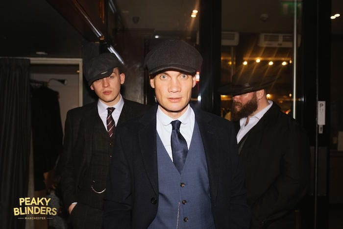 Peaky Blinders star Cillian Murphy's number one lookalike is from Manchester I Love Manchester