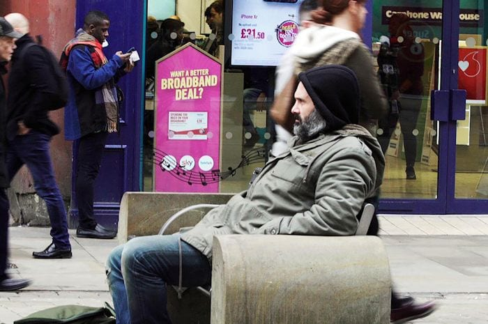 What happened when TV adventurer Ed Stafford lived rough on the streets of Manchester I Love Manchester