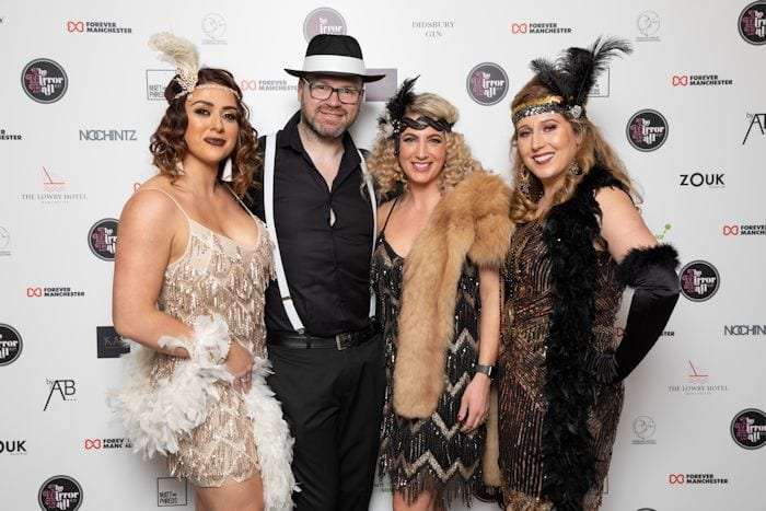 Annual Manchester fundraiser Mirror Ball celebrates its 10th anniversary - and YOU are invited to join in the celebration I Love Manchester