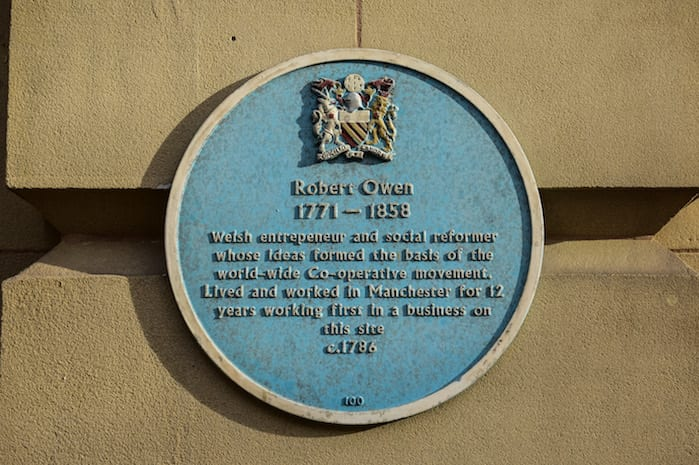 The story of Manchester in 101 objects: #15 Robert Owen, founding father of the co-operative movement I Love Manchester