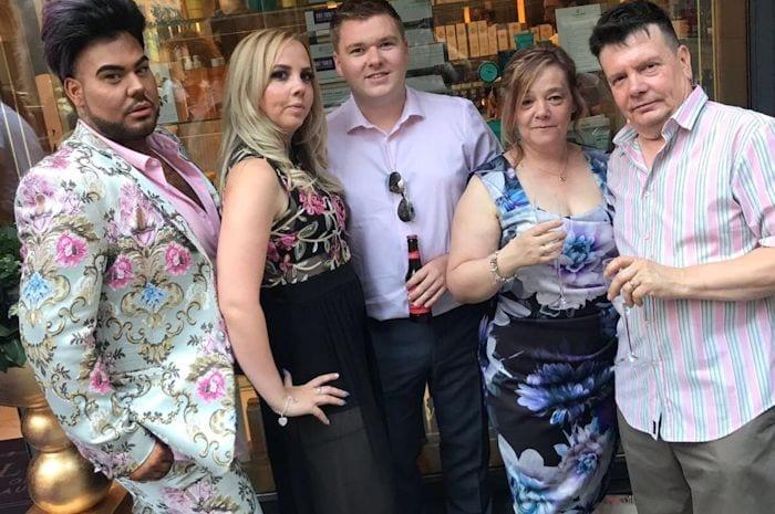 Heartbroken stars pay tribute to Manchester celebrity hairdresser Scott Meadows I Love Manchester