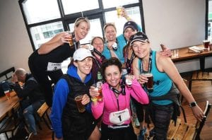 A 5K beer run with a pint at every kilometre is coming to Manchester this summer I Love Manchester
