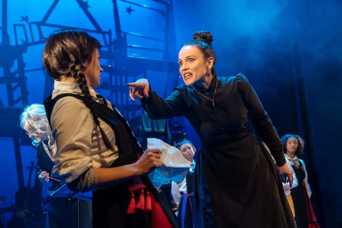 Review: The Worst Witch at The Lowry I Love Manchester