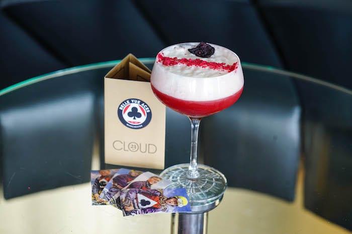 Belle Vue cocktail Cloud 23