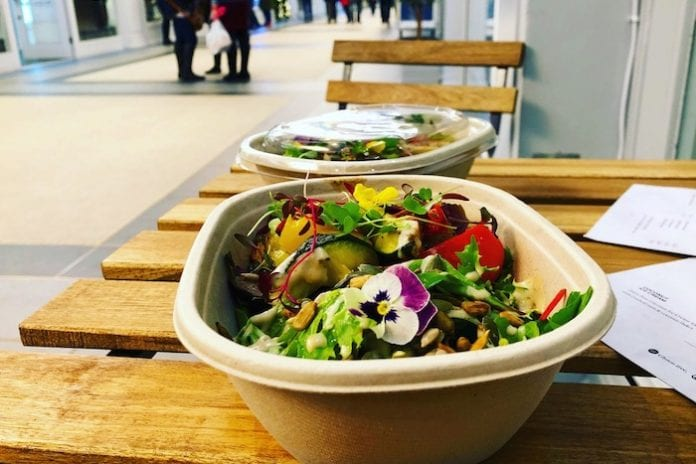 Leading health conscious cafe launches meal prep service to