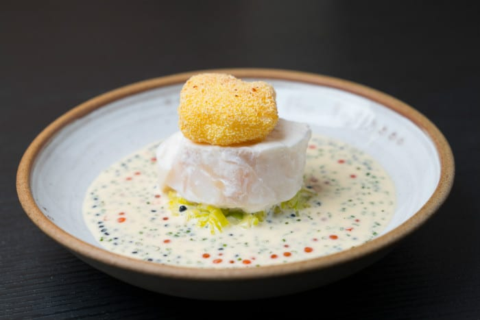 We tried Adam Reid's Great British Menu as seen on TV - including the stunning Madchester dessert I Love Manchester