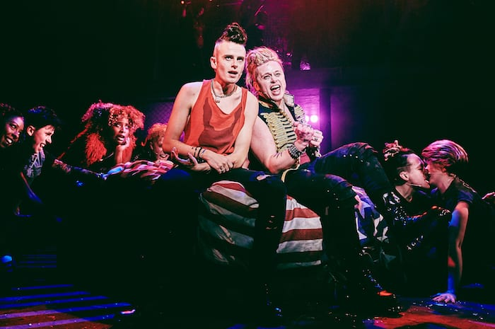 Review: American Idiot at The Palace Theatre I Love Manchester