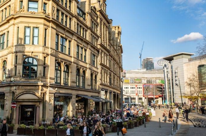 Manchester sunshine