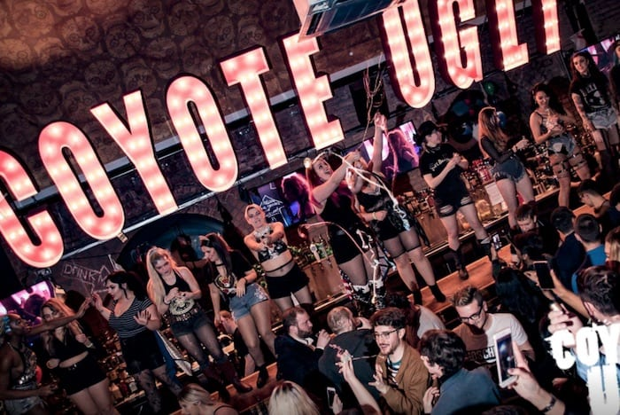 """Manchester Coyote Ugly bar forced to close due to """"unforeseen issue"""" at Deansgate Locks building I Love Manchester"""