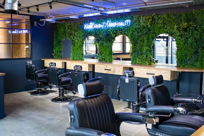 The ex-rugby league star aiming to be a cut above with new barbers and coffee shop concept CULT I Love Manchester
