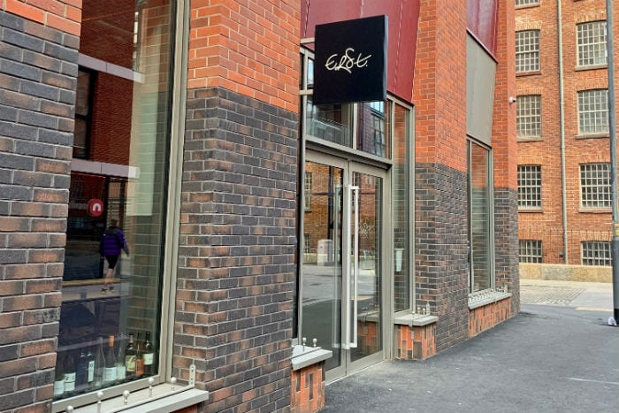New restaurant Erst is the latest addition to booming Ancoats - what's it like? I Love Manchester