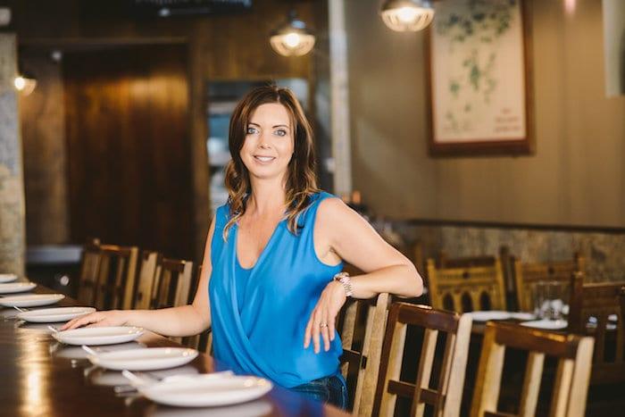 Jane Dowler, owner of Evuna