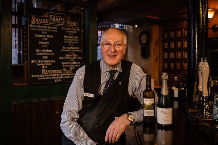 English wines are on the rise - take it from Chop House expert George I Love Manchester