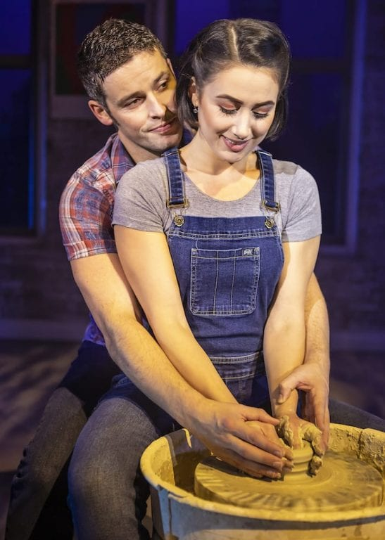 Review: Ghost - The Musical at the Palace Theatre Manchester I Love Manchester