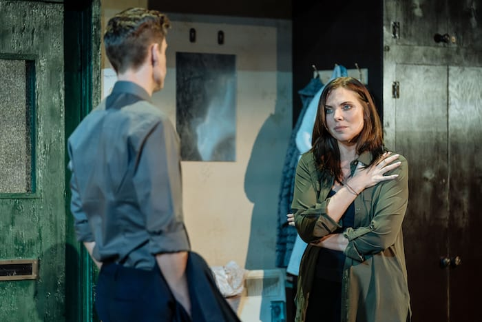 Review: The Girl On The Train at The Lowry I Love Manchester