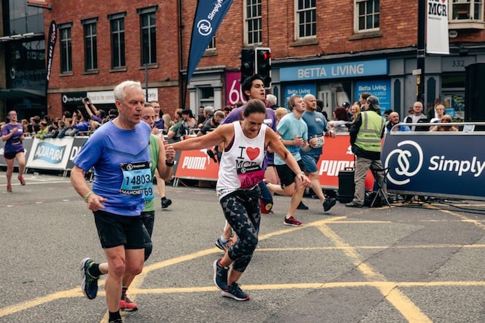 Simplyhealth Great Manchester Run promises more live music and entertainment than ever before at this year's 10K I Love Manchester
