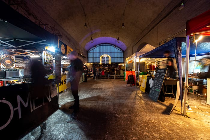 A monthly street food market is coming to Salford with top traders and locally produced beers I Love Manchester