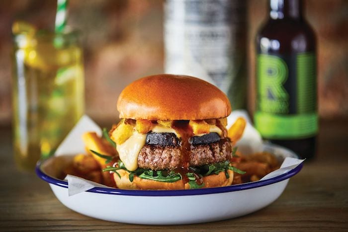 Sneak preview: Honest Burgers are launching a new Manchester special I Love Manchester