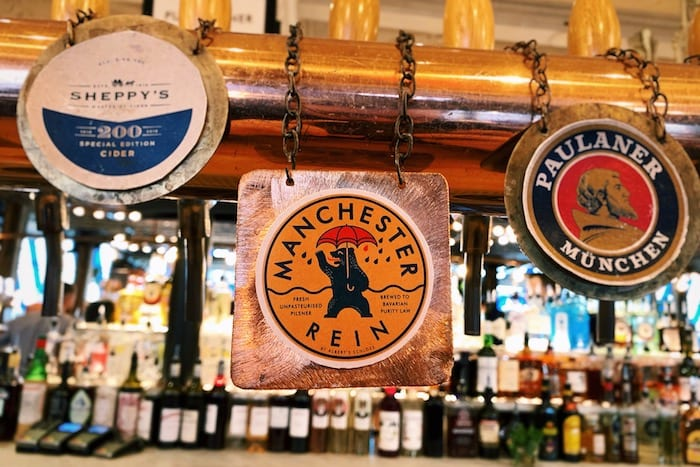 Manchester meets Munich as Albert's Schloss launches its own beer brewed here in the rainy city I Love Manchester