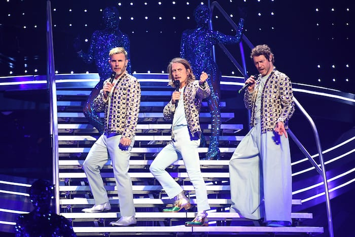 Take That Greatest Hits Tour