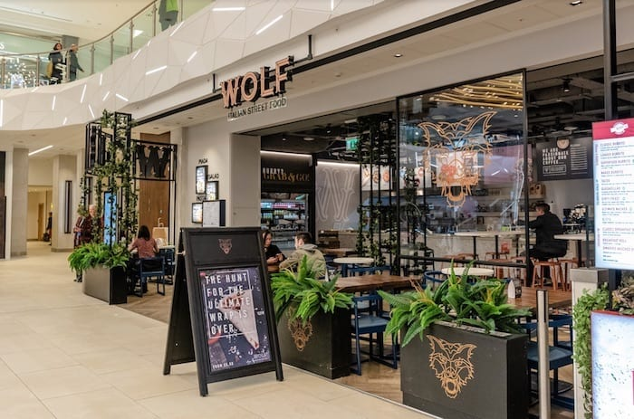 Manchester Arndale's new on-the-go eatery WOLF promises great Italian food without the wait
