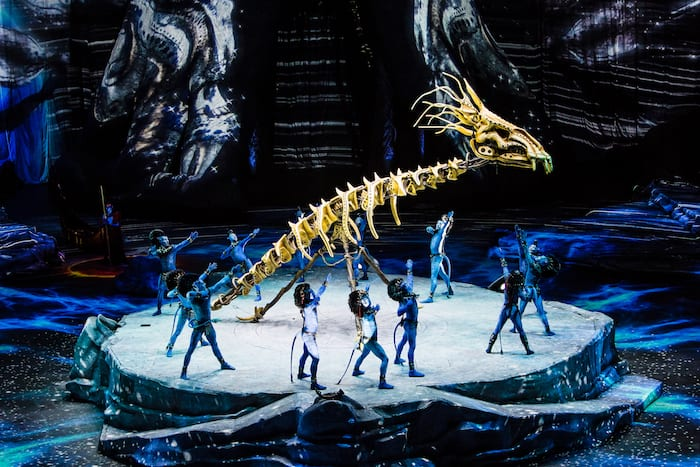 Additional performances of Cirque du Soleil's spectacular touring show TORUK – The First Flight announced I Love Manchester
