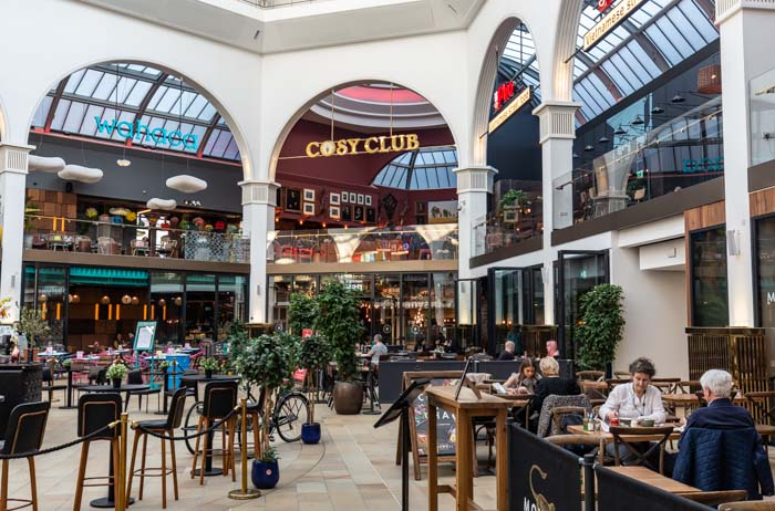 Win £400 worth of goodies at the Corn Exchange this Easter I Love Manchester