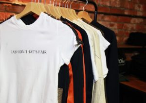 Manchester supports sustainable clothing with fast fashion t-shirt swap I Love Manchester