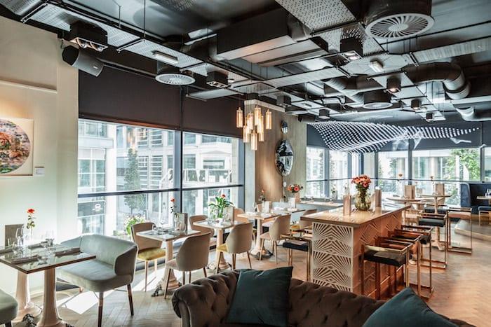 Spinningfields restaurant Albatross & Arnold has a new menu - what's it like? I Love Manchester