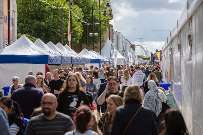 Bolton Food and Drink Festival reveals sizzling celebrity chef line-up for this summer I Love Manchester