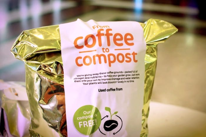 Coffee Compost cafe opens at the Trafford Centre