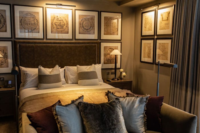 Manchester's newest luxury hotel has a champagne room, a cigar garden and the largest suite in the city I Love Manchester