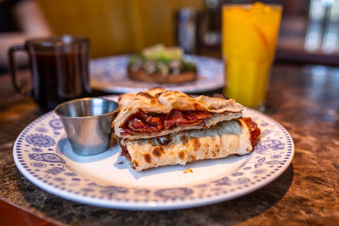 Missing Dishoom's bacon naan rolls? Now you can get them delivered to your door I Love Manchester