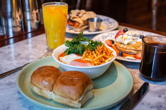 Dishoom launches new breakfast menu with double bacon naans, veggie treats and huge sharing platters I Love Manchester