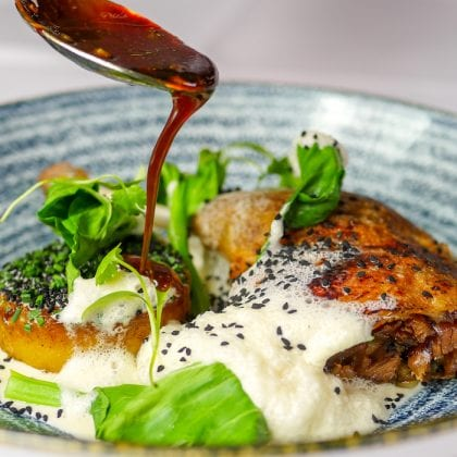 The May chef's choice menu at The Lowry Hotel guarantees a taste of luxury I Love Manchester
