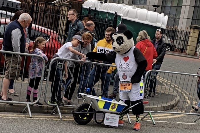 30,000 make Manchester proud at Great Manchester Run I Love Manchester
