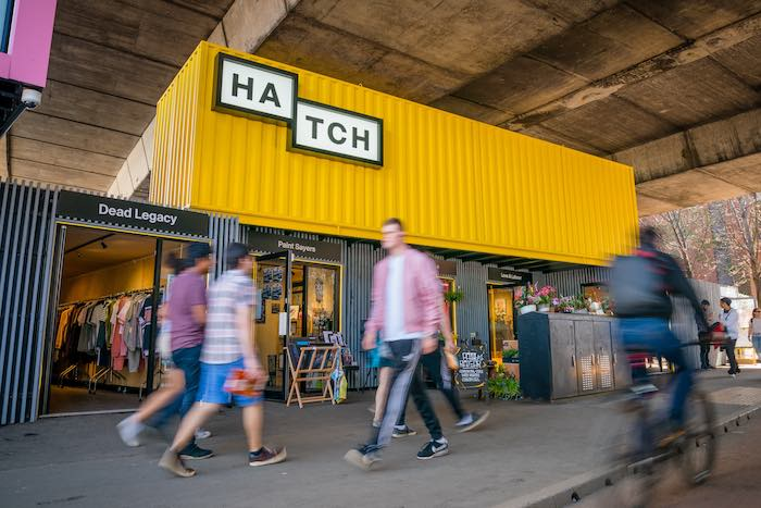 Food, drink and shopping hub Hatch is set to treble in size this summer - here's what's coming I Love Manchester