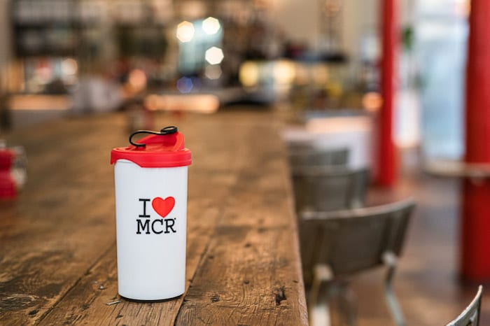 No excuse for single use: I Love MCR® teams up with Manchester coffee shops for Plastic Free Friday I Love Manchester