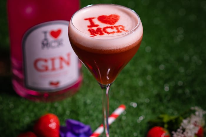 This pop-up gin bar is serving sweet PBJ cocktails on King Street - and you're invited I Love Manchester
