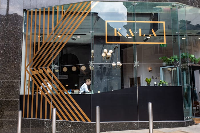 Gary Usher's new bistro Kala opens on King Street today - so what's it like? I Love Manchester