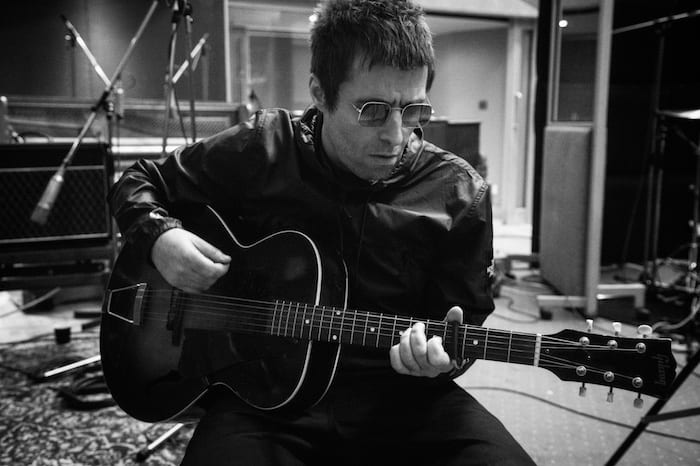 'He's hilarious to hang out with': behind the scenes of the new Liam Gallagher film I Love Manchester