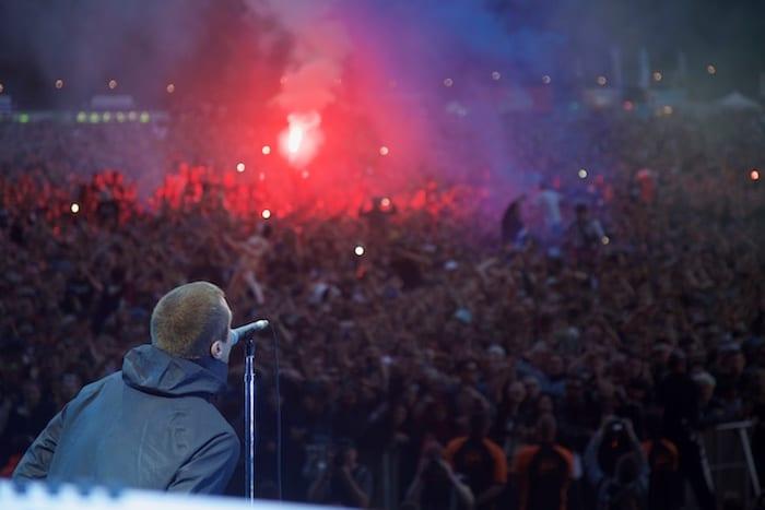 Liam Gallagher film