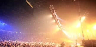 Manchester Arena gig