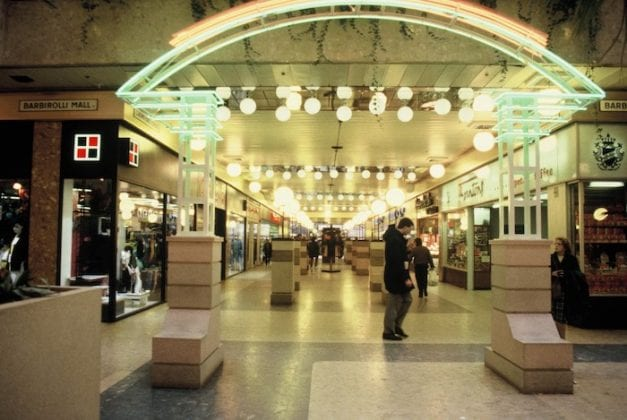 40 years of Manchester Arndale - how the iconic shopping centre has changed from the 70s, 80s, 90s to now I Love Manchester